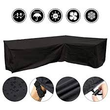 outdoor furniture cover 210 black