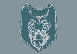 <b>Wolf</b> Portrait Free Vector Art - (35 Free Downloads)
