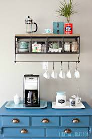 home coffee station 16 attractive coffee bar home 4