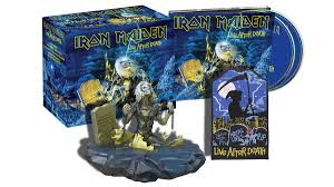 <b>Iron Maiden</b> remastered series continues with The <b>Live</b> Collection ...