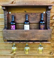 image of diy wine rack ideas