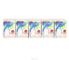 <b>Maneki Платочки бумажные Sumi</b>-<b>e</b> 3 слоя, 10 шт. в пачке, без ...