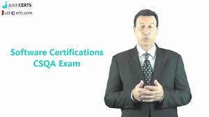 software certifications csqa certified software quality analyst software certifications csqa certified software quality analyst exam pdf questions