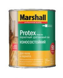 Купить Marshall <b>Protex</b> Parke <b>лак алкидно</b> - <b>уретановый</b> гл 0,75л ...