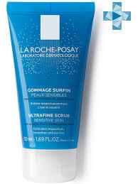 <b>Мягкий</b> скраб для чувствительной кожи, 50 мл. <b>LA ROCHE</b>-<b>POSAY</b> ...