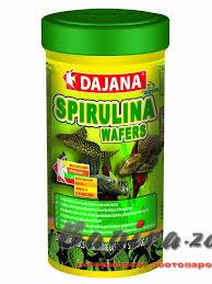 <b>Dajana Корм</b> для рыб <b>SPIRULINA WAFERS</b>,купить по цене 2 762 ...