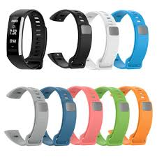 somple Soft <b>Silicone Replacement Bracelet Strap</b> Wrist Band for ...