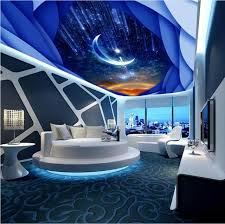 <b>Wallpaper</b> For Walls 3 D <b>Custom 3D Wallpaper</b> For Ceiling <b>Star</b> ...