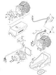Каталог запасных частей Eberspacher Airtronic D2, D4, B4
