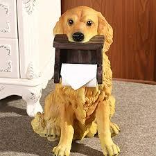Paper Towel Holder Decorative Animal Vertical WC ... - Amazon.com