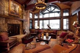 living room ideas rustic interior decorating ideas stone fireplace sofa rustic living room furniture ideas