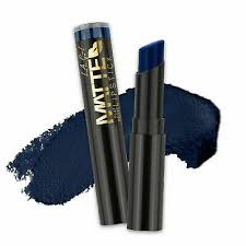 L.a. Girl <b>Matte</b> Flat <b>Velvet Lipstick</b> Blue <b>Valentine</b> Glc825 for sale ...