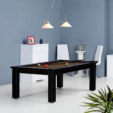 pool table dining tables: contemporary pool table convertible dining tables not specified miami by philippe fitan billiards de