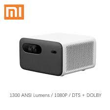 Xiaomi <b>mijia 2</b> pro DLP <b>Projector</b> 1080P 1300 ANSI Support 4K ...