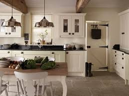 white kitchen ebony dining table interesting traditional country style kitchen design with white cabine
