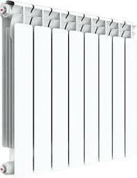 <b>Водяной радиатор отопления RIFAR</b> A 500 8 секций купить в ...
