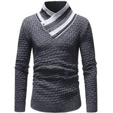 <b>Men</b> Casual Slim Turtleneck Turtleneck Sweater Sale, Price ...