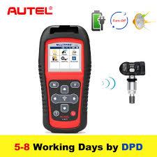 <b>Autel MaxiTPMS TS501 315/433Mhz</b> TPMS Programming Tool ...