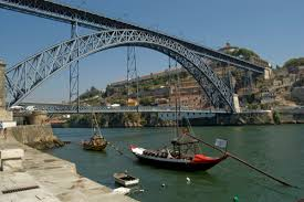 Most of what they tell you was designed by <b>Gustave Eiffel</b> in Portugal ...