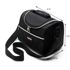 <b>SANNE</b> Thermo Lunch BagsHandbag Cooler Insulated Lunch Box ...