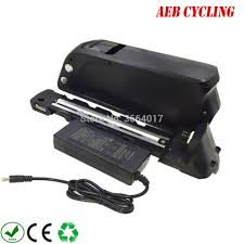 <b>E-bike</b> Battery 36V <b>48V</b> 52V 10-17.5Ah <b>Down</b> Tube <b>Hailong</b> li-ion ...
