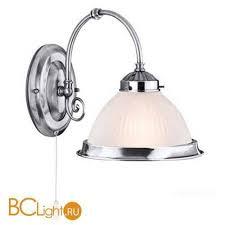 Купить <b>бра Arte Lamp American</b> dinner A9366AP-1SS с доставкой ...