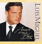 Amarte Es un Placer album by Luis Miguel