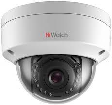 Купить Видеокамера <b>IP</b> HIKVISION <b>HiWatch DS</b>-<b>I202</b> (С), белый в ...