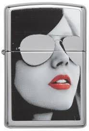 <b>Зажигалка Sunglasses ZIPPO</b> 28274