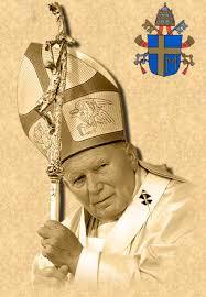 Resultado de imagem para Papa João Paulo II