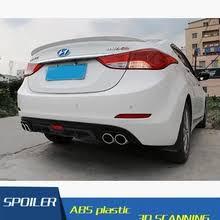 Buy hyundai elantra <b>rear spoiler</b> and get free shipping on AliExpress ...