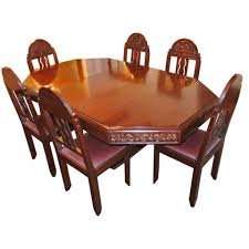 unique art deco french carved dining table with chairs art deco dining furniture