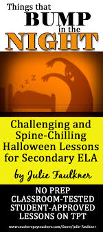best ideas about halloween short stories middle halloween lessons for high school ela poetry short stories and more