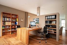 contemporary wooden home office beautiful relaxing home office