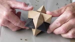 How To - Assemble a Six (6) Piece <b>Wooden</b> Star <b>Puzzle</b> - YouTube
