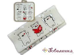 <b>Кухонный</b> набор <b>Северные мишки</b>: <b>полотенце</b> 45х60 см ...