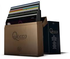 The <b>Queen Studio Collection</b>...Returns