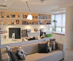 home office living room living roomwhite large bookshelf and cabinets in home office in living room antis fusion fitted kitchens euromobil