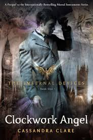 Review: Clockwork Angel by Cassandra Clare