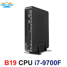 <b>Partaker B19 Gaming</b> Computer MINI PC Core i7 9700F GTX1050TI ...