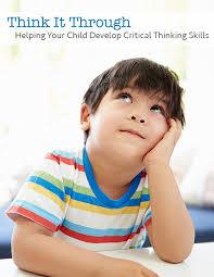 Critical thinking Finding Joy