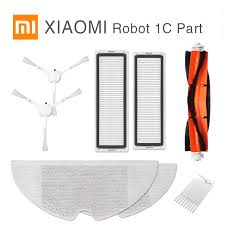New <b>XIAOMI MIJIA Sweeping Mopping</b> Robot Vacuum Cleaner 1C ...
