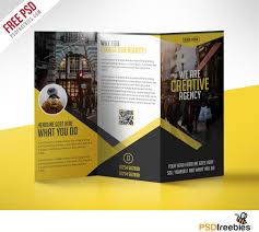 multipurpose trifold business brochure psd template multipurpose trifold business brochure psd template