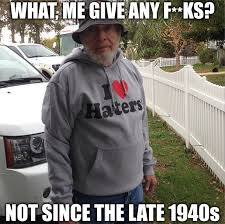 Farce the Music: Merle Haggard Does Not Give a @#$% via Relatably.com