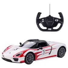 Buy Rastar 918 Spyder <b>1:14 Remote Controlled</b> Car (SW-584, White ...