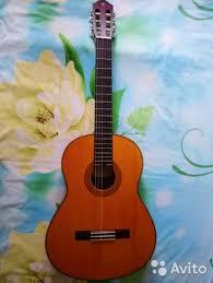 <b>Классическая гитара Yamaha CG122MS</b> купить в Красноярском ...
