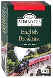 <b>Чай черный</b> Ahmad <b>tea</b> English breakfast — купить по выгодной ...