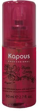 <b>Kapous Флюид</b> для секущихся кончиков волос с <b>биотином Biotin</b> ...