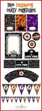 blog posts in the category printables halloween page  venom potions halloween party printables com