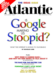 is google making us stupid the atlantic is google making us stupid summary and response essay